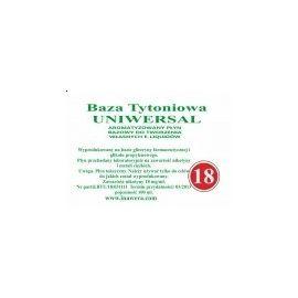 Inawera - baza universala 18mg - 100 ml