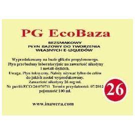 Inawera - PG EcoBaza 24 mg - 100 ml