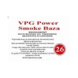Inawera - VPG Smoke Base Power 24mg - 100 ml