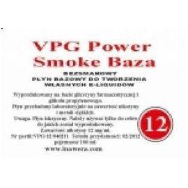 Inawera - VPG Smoke Base Power 12mg - 100 ml