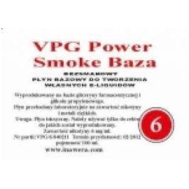 Inawera - VPG Smoke Base Power 6mg - 100 ml