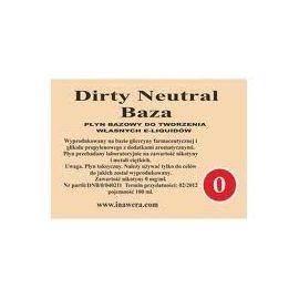 Inawera -  Dirty Neutral Baza 0mg - 100 ml