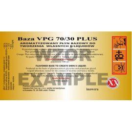 Inawera - VPG 70/30 Plus 18mg - 100 ml