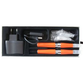 Kit 2 tigari electronice 650 mAh Imist 2 Portocaliu Luminos