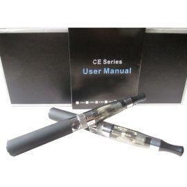Kit duo Baterie Voltaj Variabil 650 mAh cu clearomizor CE6 FT (Famous Tech)