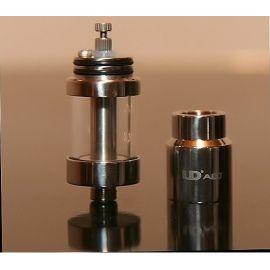 UD AGT Atomizor servisabil Titanium RBA - cu rezervor din Pyrex