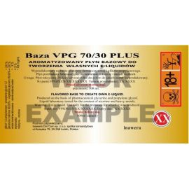 Inawera - VPG 70/30 Plus 12mg - 100 ml