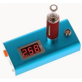 Aparat de măsură a rezistenței pentru atomizoare 510/eGo incarcare micro usb