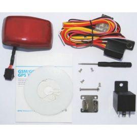 Gps tracker cu telecomandă sub forma de Lampa spate pentru biciclete electrice sau motociclete