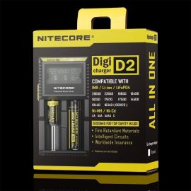 Incarcator inteligent Nitecore Digicharger D2