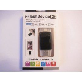 i-Flash Device HD card slot