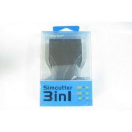 Sim cutter 3 in 1