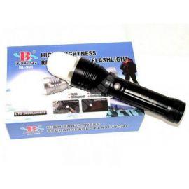 Lanterna Police 6W cu acumulator 8800mAh reincarcabil
