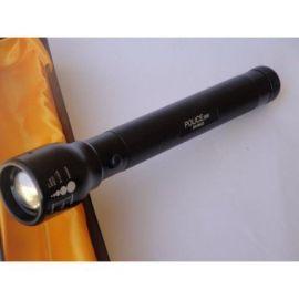 Lanterna Police cu zoom din ALUMINIU cu led luxeon 35W
