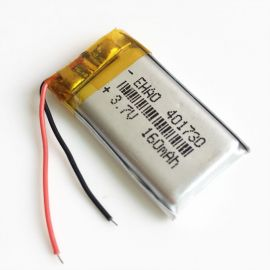 401730 - Acumulator Li-Polymer - 3,7 V -  160mah