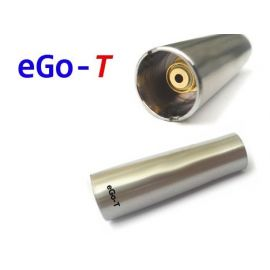 eGo-T conical Atomizer - Black and Silver