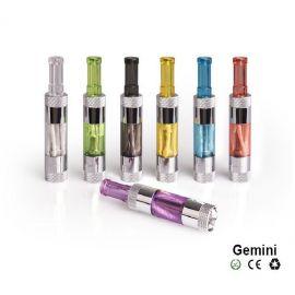 Gemini Dual Coil 2ml eGo Clearomizer