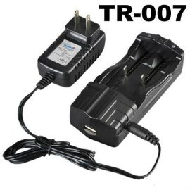Smart Quick Charger Trustfire TR -007 with USB external load