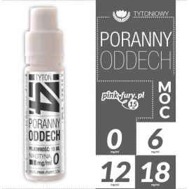 Morning Breath Oriental Tobacco 15 ml