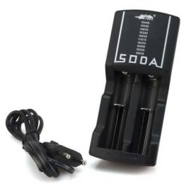 Efest Soda dual universal battery charger