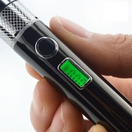 Biansi eVap 650mAh battery with LCD, ohm checker and micro usb port
