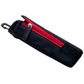 Vape zipper case/ mod bag/ vape bag with plastic locker