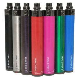 Baterie eGo-C Twist 2000mAh voltaj variabil 3.2v-4.8v
