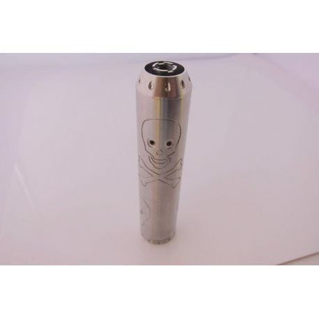 Skull Mod with 18650/18350 battery