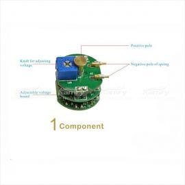 Adjusted Voltage Protection Chip From Kamry Kick v2 3.0-4.8v