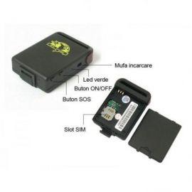 Dispozitiv urmarire GPS, GSM, GPRS