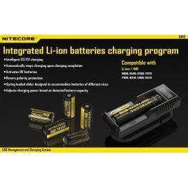 Nitecore UM10 usb management intelligent charger