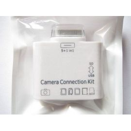 5+1 in1 USB Camera SD Card Reader Connection Kit pentru iPad Iphone