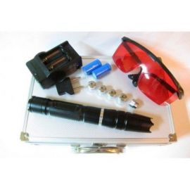 Laser negru putere 10000mW fascicul albastru
