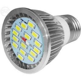 Spot cu 15 LED-uri 7W dulie E27 lumina alb/rece
