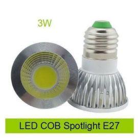 Spot cu LED 3W/220v dulie E27 - lumina rece