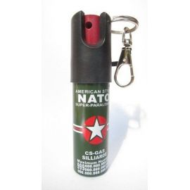 Breloc Spray Paralizant Cs Nato