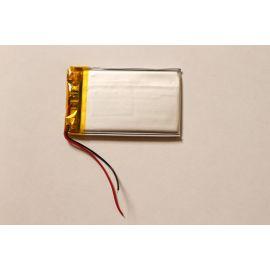 303048 - Acumulator Li-Polymer - 3,7 V - 400mah - 48x30x3 mm