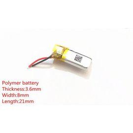 603450 - Acumulator Li-Polymer - 3,7 V - 1600mah - 50x34x6 mm